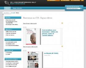 E-sidoc, le portail documentaire du CDI