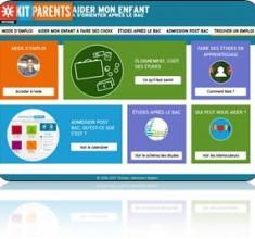 Le kit parent pour l'orientation post-bac vient de paraître