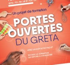 PORTES OUVERTES – GRETA