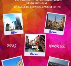 Concours photos voyage en Italie