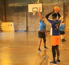 Championnats départementaux de basket-ball 3×3